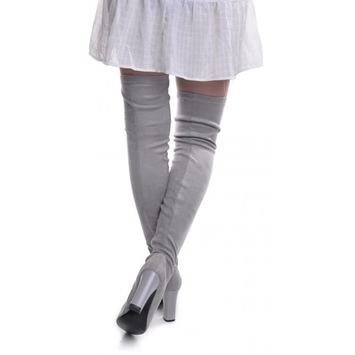buty za kolano damskie